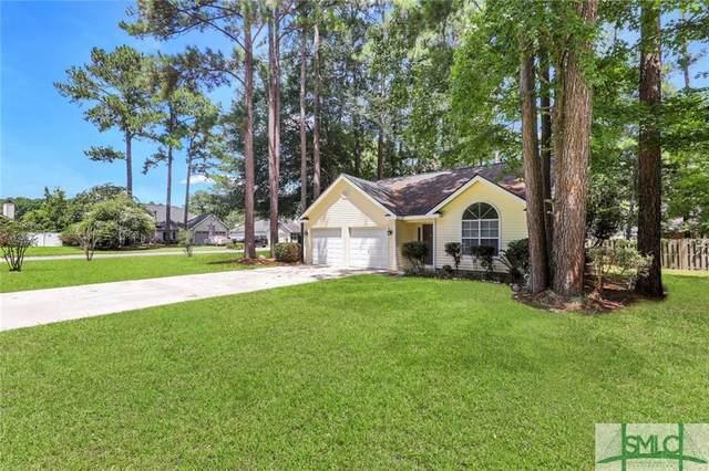 256 Parkside Drive, Richmond Hill, GA 31324 (MLS #255405) :: Heather Murphy Real Estate Group