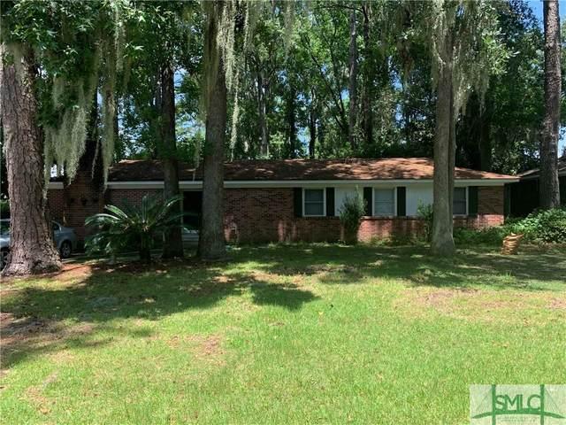 1360 Lavon Avenue, Savannah, GA 31406 (MLS #255411) :: Keller Williams Realty Coastal Area Partners