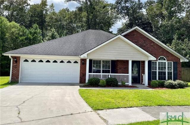 140 Kettle Creek Lane, Midway, GA 31320 (MLS #255419) :: Heather Murphy Real Estate Group