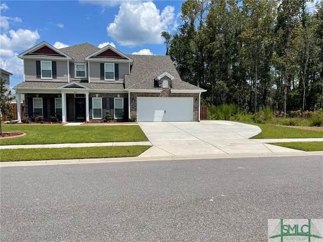 188 Saddleclub Way, Guyton, GA 31312 (MLS #255420) :: Coldwell Banker Access Realty