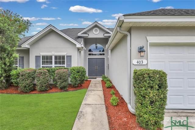 403 Banberry Court, Guyton, GA 31312 (MLS #255421) :: Heather Murphy Real Estate Group