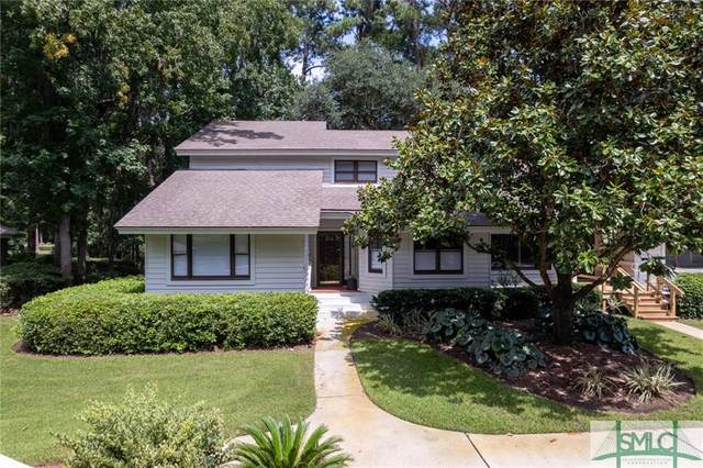 14 Franklin Creek Road N, Savannah, GA 31411 (MLS #255427) :: Coldwell Banker Access Realty