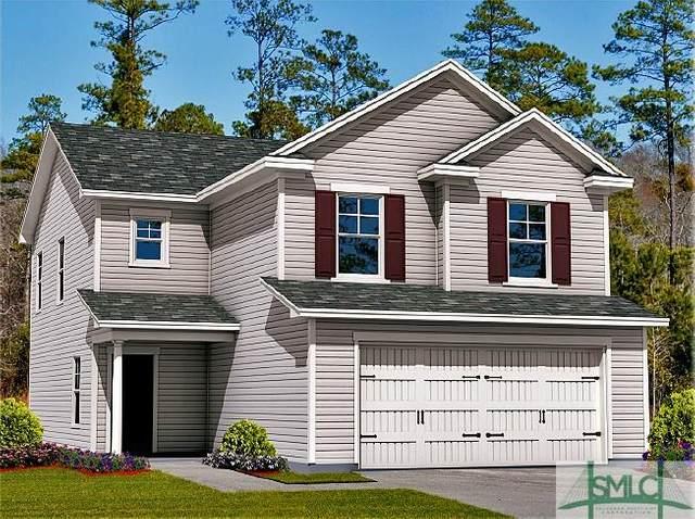 106 Brookline Drive, Savannah, GA 31407 (MLS #255428) :: The Arlow Real Estate Group