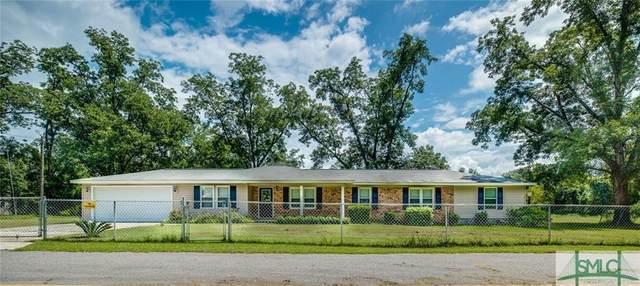 209 S Cone Street, Brooklet, GA 30415 (MLS #255430) :: Teresa Cowart Team
