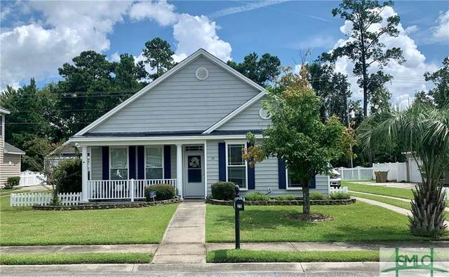 25 Savannah Lane, Richmond Hill, GA 31324 (MLS #255434) :: Coldwell Banker Access Realty