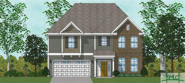 3147 Kingswood Drive, Richmond Hill, GA 31324 (MLS #255435) :: The Arlow Real Estate Group