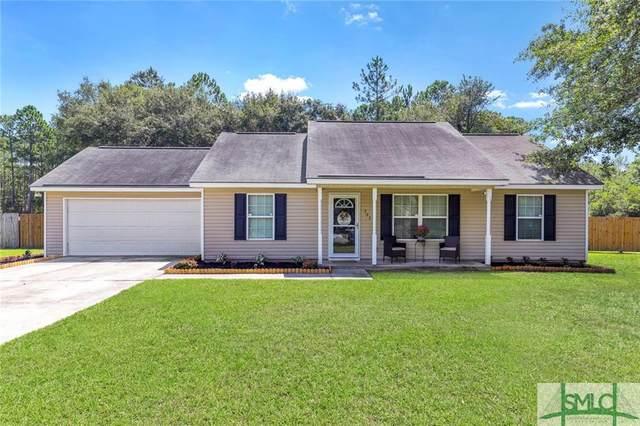 303 Barrister Circle, Guyton, GA 31312 (MLS #255453) :: Heather Murphy Real Estate Group