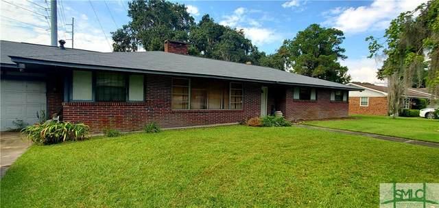 1430 Meadowbrook Road, Savannah, GA 31406 (MLS #255466) :: Coastal Savannah Homes