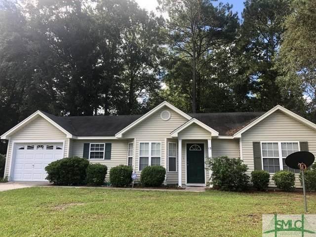 12 Pelican Circle, Beaufort, SC 29906 (MLS #255473) :: Heather Murphy Real Estate Group