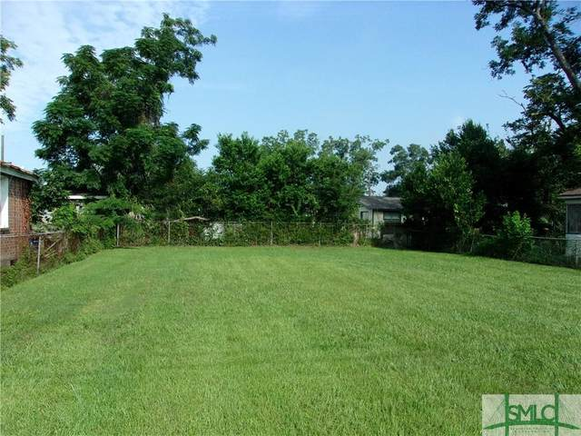 33 Norton Street, Savannah, GA 31415 (MLS #255476) :: Keller Williams Realty Coastal Area Partners