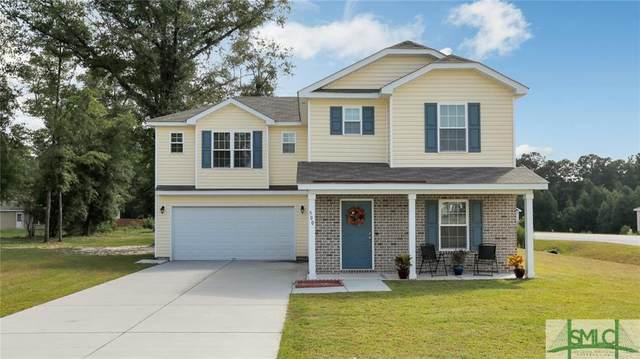500 Sweet Cherry Lane, Springfield, GA 31329 (MLS #255484) :: The Allen Real Estate Group