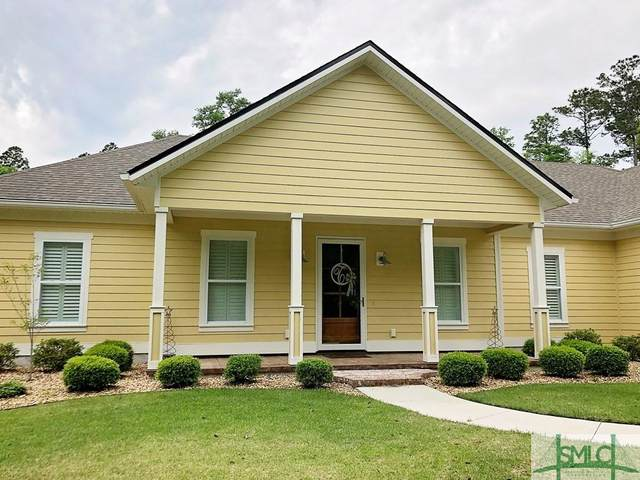 30 Collett Court, Brunswick, GA 31523 (MLS #255485) :: Keller Williams Coastal Area Partners
