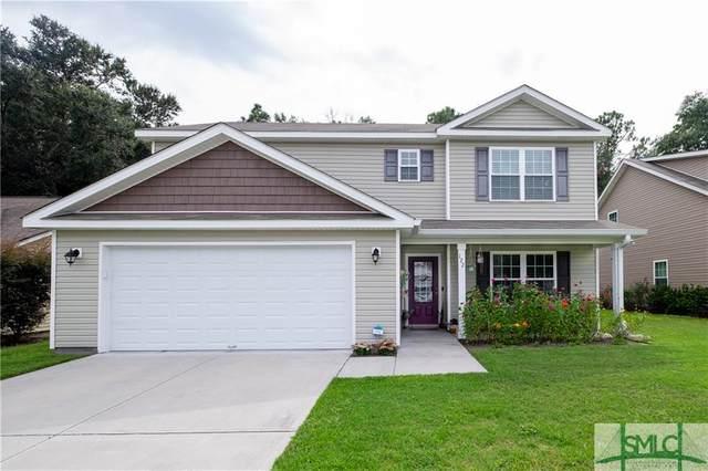 122 Whirlwind Way, Guyton, GA 31312 (MLS #255504) :: Heather Murphy Real Estate Group