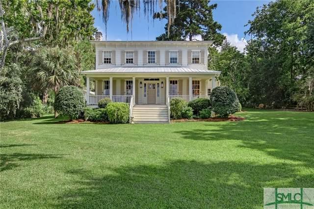 717 Dancy Avenue, Savannah, GA 31419 (MLS #255506) :: Heather Murphy Real Estate Group