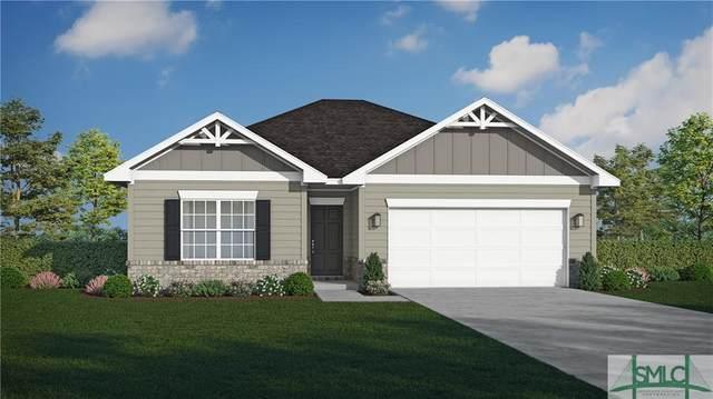 115 Avondale Drive NE, Ludowici, GA 31316 (MLS #255518) :: Teresa Cowart Team