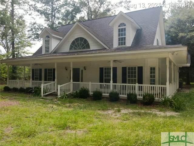 123 Conaway Road, Bloomingdale, GA 31302 (MLS #255522) :: Keller Williams Coastal Area Partners