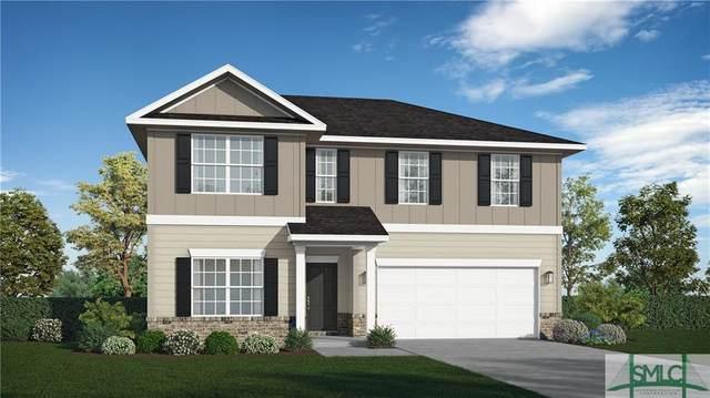 83 Avondale Drive NE, Ludowici, GA 31316 (MLS #255523) :: Teresa Cowart Team