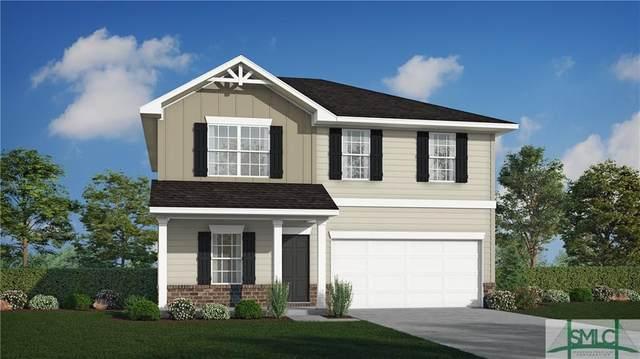 99 Avondale Drive NE, Ludowici, GA 31316 (MLS #255524) :: Bocook Realty