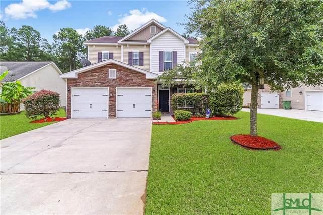 133 Magnolia Drive, Pooler, GA 31322 (MLS #255529) :: Heather Murphy Real Estate Group