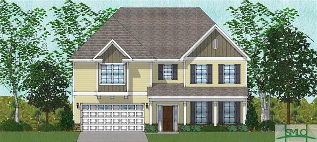 4427 Castleoak Drive, Richmond Hill, GA 31324 (MLS #255536) :: The Arlow Real Estate Group