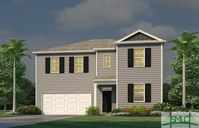 342 Brennan Drive, Richmond Hill, GA 31324 (MLS #255539) :: Heather Murphy Real Estate Group