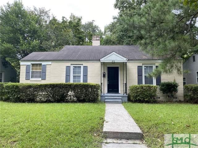 412 E 64th Street, Savannah, GA 31405 (MLS #255547) :: Keller Williams Coastal Area Partners