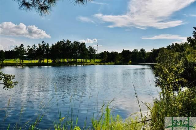 854 Bell Road, Millen, GA 30442 (MLS #255562) :: Keller Williams Coastal Area Partners