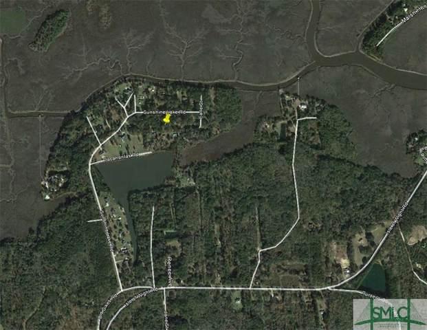 27 Pocahontas Road, Midway, GA 31320 (MLS #255590) :: Keller Williams Realty Coastal Area Partners