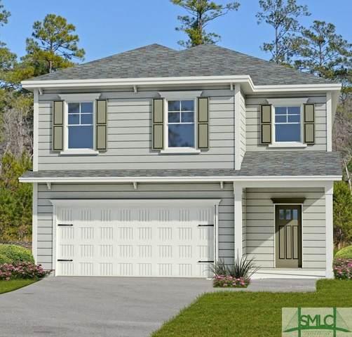 110 Brookline Drive, Savannah, GA 31407 (MLS #255596) :: The Arlow Real Estate Group