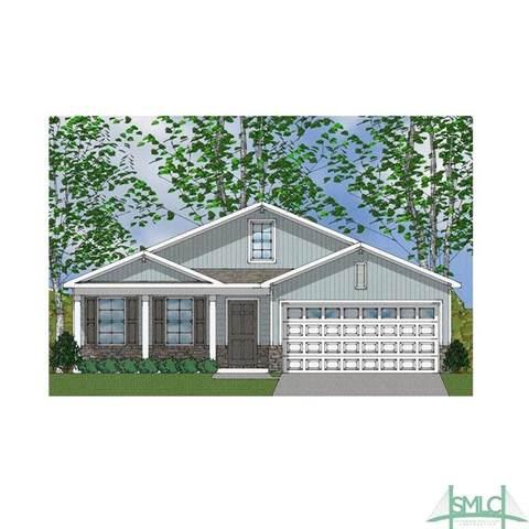 130 Greenbriar Drive, Guyton, GA 31312 (MLS #255597) :: Keller Williams Realty Coastal Area Partners