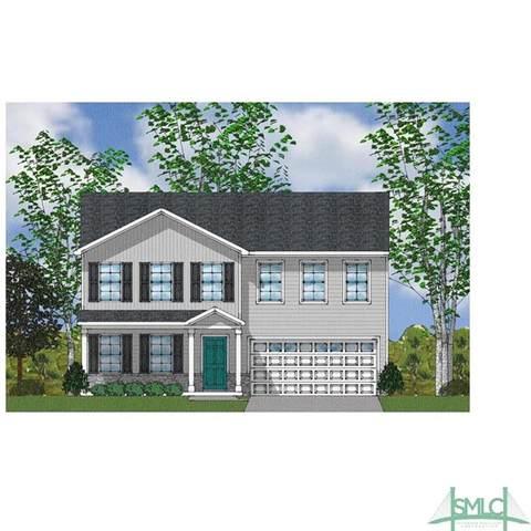 30 Easy Street, Guyton, GA 31312 (MLS #255604) :: Heather Murphy Real Estate Group