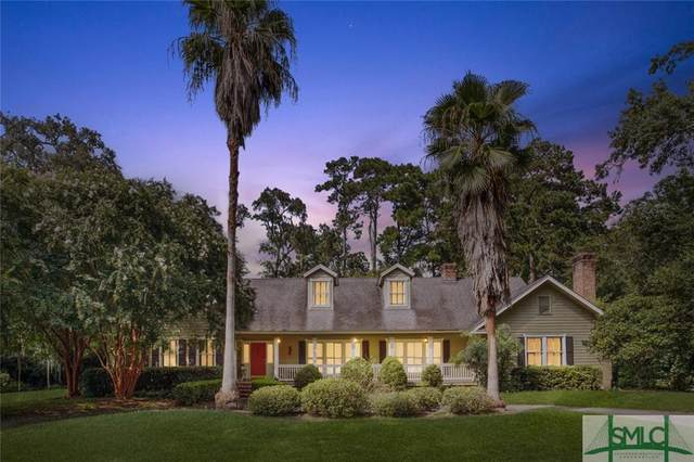 226 Commodore Drive, Savannah, GA 31410 (MLS #255605) :: Keller Williams Realty Coastal Area Partners