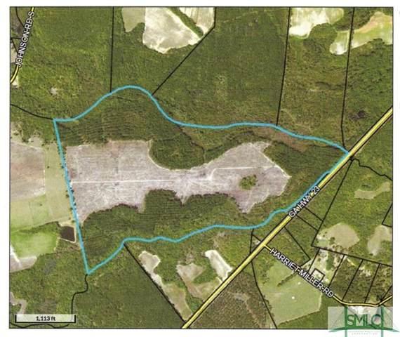 0 Hwy 23 South Highway, Millen, GA 30442 (MLS #255617) :: Keller Williams Coastal Area Partners