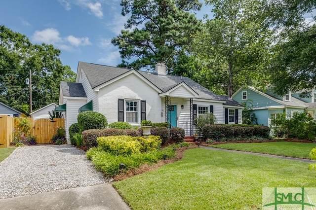 216 E 60th Street, Savannah, GA 31405 (MLS #255621) :: Bocook Realty