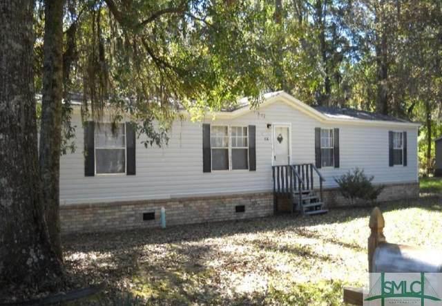 0 Hollingsworth Boulevard, Midway, GA 31320 (MLS #255623) :: Bocook Realty