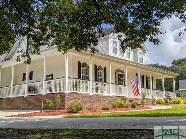 156 Canterwood Drive, Ellabell, GA 31308 (MLS #255630) :: Heather Murphy Real Estate Group