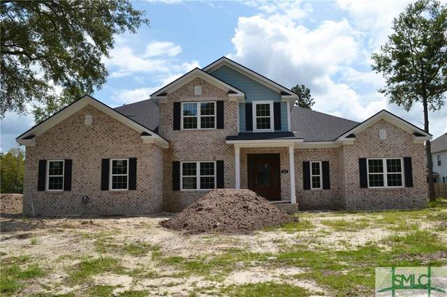 302 Polly Branch Drive, Rincon, GA 31326 (MLS #255631) :: Coastal Savannah Homes