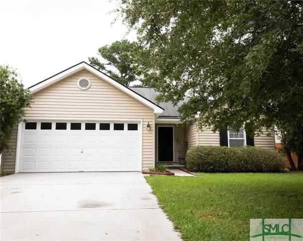 164 Burton Road, Savannah, GA 31405 (MLS #256638) :: Heather Murphy Real Estate Group