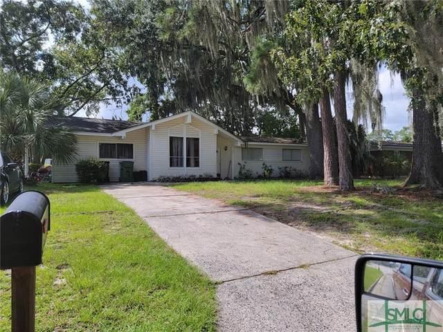 11901 Idlewood Drive, Savannah, GA 31419 (MLS #256639) :: Coldwell Banker Access Realty