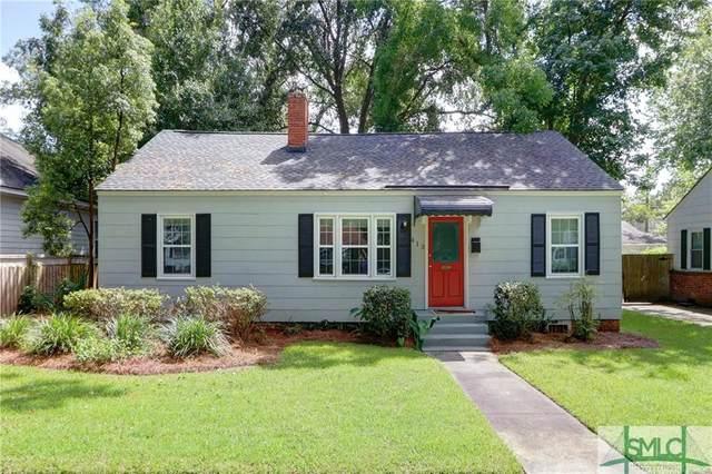 413 E 58th Street, Savannah, GA 31405 (MLS #256645) :: Keller Williams Coastal Area Partners