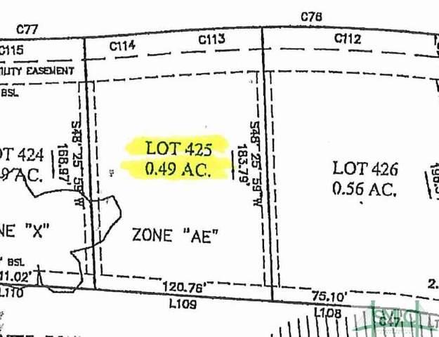 183 Wood Haven Lane, Pooler, GA 31322 (MLS #256647) :: The Sheila Doney Team
