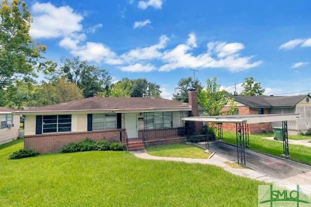 2003 E 41st Street, Savannah, GA 31404 (MLS #256653) :: Keller Williams Realty Coastal Area Partners
