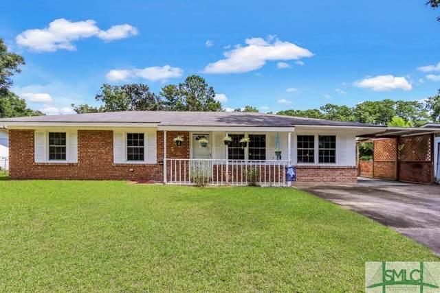 8 Calibogue Road, Savannah, GA 31410 (MLS #256660) :: The Arlow Real Estate Group