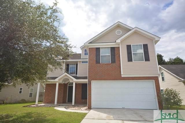 204 Cherry Laural Lane, Savannah, GA 31419 (MLS #256665) :: Keller Williams Coastal Area Partners