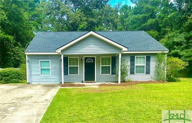 411 Shadowbrook Circle, Springfield, GA 31329 (MLS #256667) :: Keller Williams Coastal Area Partners
