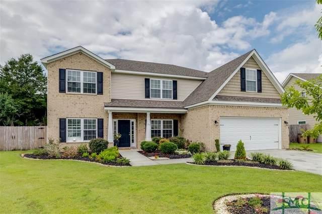 134 Saratoga Drive, Rincon, GA 31326 (MLS #256670) :: Coldwell Banker Access Realty