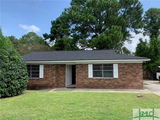 204 Glenn Bryant Road, Hinesville, GA 31313 (MLS #256675) :: The Allen Real Estate Group