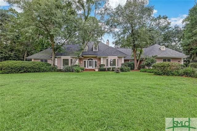 21 Westcross Road, Savannah, GA 31411 (MLS #256686) :: Liza DiMarco