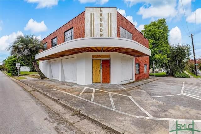 1401 Paulsen Street, Savannah, GA 31401 (MLS #256698) :: Heather Murphy Real Estate Group