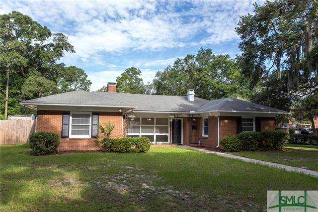 4601 Oakview Drive, Savannah, GA 31405 (MLS #256704) :: Coldwell Banker Access Realty